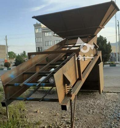دستگاه سرند سیار در گروه خرید و فروش صنعتی، اداری و تجاری در تهران در شیپور-عکس6