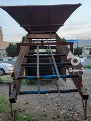 دستگاه سرند سیار در گروه خرید و فروش صنعتی، اداری و تجاری در تهران در شیپور-عکس4