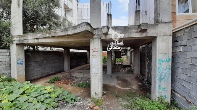 زمین 185 متری پی و ستون دار ترک محله در گروه خرید و فروش املاک در مازندران در شیپور-عکس1