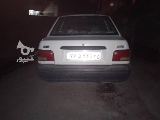 پراید مدل 88 سالم در گروه خرید و فروش وسایل نقلیه در آذربایجان شرقی در شیپور-عکس1