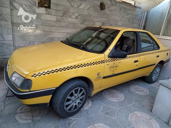 تاکسی 405 مدل 95 خط آزادی امیریه در گروه خرید و فروش وسایل نقلیه در اصفهان در شیپور-عکس3