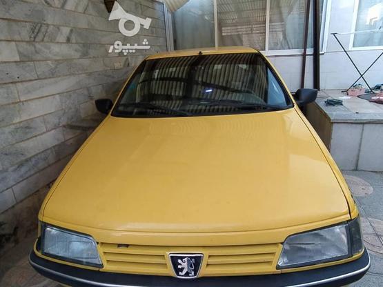 تاکسی 405 مدل 95 خط آزادی امیریه در گروه خرید و فروش وسایل نقلیه در اصفهان در شیپور-عکس1