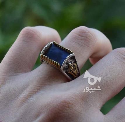 انگشتر نقره مدل کاناریا - سنگ صدف - نو در گروه خرید و فروش لوازم شخصی در تهران در شیپور-عکس3
