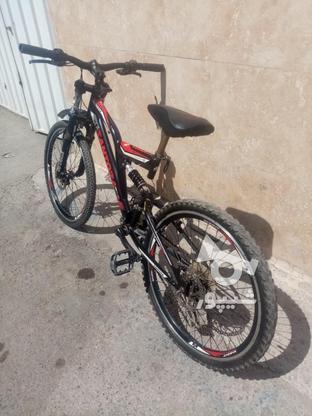 دوچرخه santuza در گروه خرید و فروش ورزش فرهنگ فراغت در آذربایجان شرقی در شیپور-عکس1