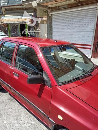 پراید دوگانه کارخونه 85 در گروه خرید و فروش وسایل نقلیه در آذربایجان شرقی در شیپور-عکس3
