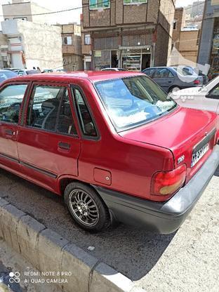 پراید دوگانه کارخونه 85 در گروه خرید و فروش وسایل نقلیه در آذربایجان شرقی در شیپور-عکس2
