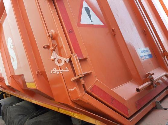 تریلی کمپرسی مارال(اطلس) در گروه خرید و فروش وسایل نقلیه در آذربایجان شرقی در شیپور-عکس3