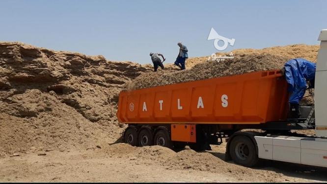 تریلی کمپرسی مارال(اطلس) در گروه خرید و فروش وسایل نقلیه در آذربایجان شرقی در شیپور-عکس6