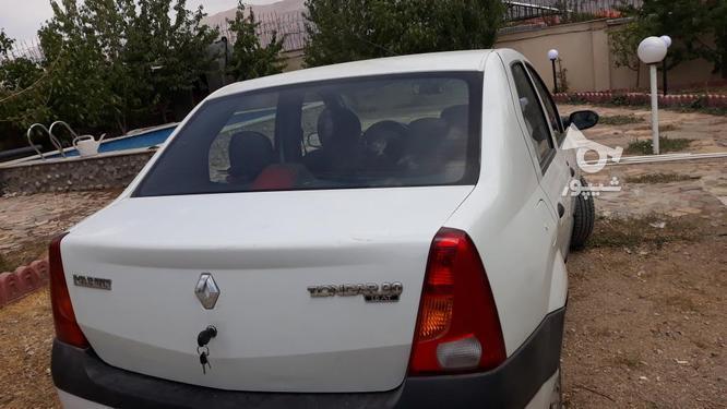 تندر 90 اتومات سفید سند دست اول در گروه خرید و فروش وسایل نقلیه در تهران در شیپور-عکس2