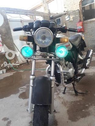 موتورسیکلت در گروه خرید و فروش وسایل نقلیه در کرمانشاه در شیپور-عکس3