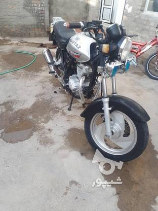 موتورسیکلت در گروه خرید و فروش وسایل نقلیه در کرمانشاه در شیپور-عکس2