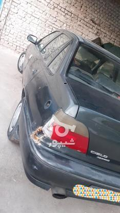 دوو سیلو 78 سالم در گروه خرید و فروش وسایل نقلیه در یزد در شیپور-عکس3