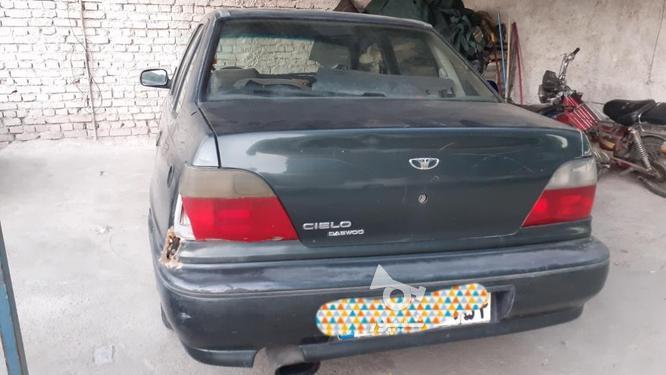 دوو سیلو 78 سالم در گروه خرید و فروش وسایل نقلیه در یزد در شیپور-عکس1