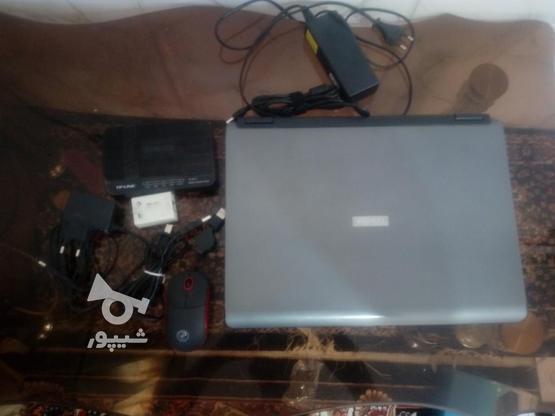 لپ تاپ توشیبا معاوضه با موتور یا کاسکو یا گوشی در گروه خرید و فروش لوازم الکترونیکی در فارس در شیپور-عکس3