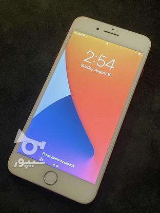 iPhone 7 plus 128 در گروه خرید و فروش موبایل، تبلت و لوازم در تهران در شیپور-عکس3