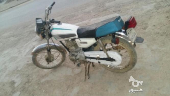موتور هوندا بدون روغن سوزی در گروه خرید و فروش وسایل نقلیه در گلستان در شیپور-عکس1