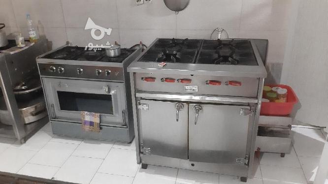 واگذاری مطبخ با کلیه وسایل در گروه خرید و فروش خدمات و کسب و کار در البرز در شیپور-عکس1
