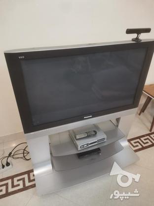 تلویزیون پاناسونیک پلاسما 42 اینچ در گروه خرید و فروش لوازم الکترونیکی در خوزستان در شیپور-عکس1