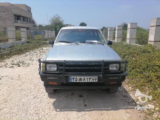 مزدا دو کابین جفت دیفرانسیل در گروه خرید و فروش وسایل نقلیه در مازندران در شیپور-عکس2