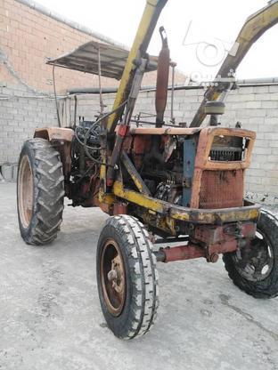 تراکتور رومانی مدل 61 در گروه خرید و فروش وسایل نقلیه در مازندران در شیپور-عکس2