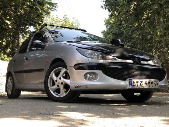 سپر جی تی پژو 206 در گروه خرید و فروش وسایل نقلیه در تهران در شیپور-عکس1
