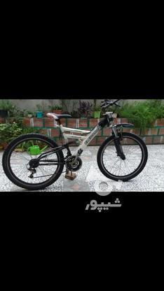 فروش دوچرخه سایز26 در گروه خرید و فروش ورزش فرهنگ فراغت در مازندران در شیپور-عکس1
