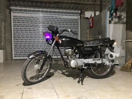 فروش فوری موتور هندا ،صحیح و سالم فوق العاده قوی به شرط در گروه خرید و فروش وسایل نقلیه در مازندران در شیپور-عکس6