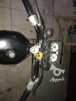 فروش فوری موتور هندا ،صحیح و سالم فوق العاده قوی به شرط در گروه خرید و فروش وسایل نقلیه در مازندران در شیپور-عکس5