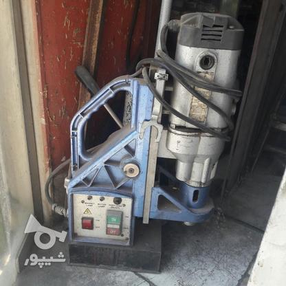 دریل مگنت آلمانی در گروه خرید و فروش صنعتی، اداری و تجاری در اصفهان در شیپور-عکس1