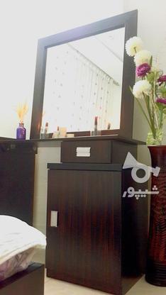 تخت .دراور .دو عدد پاتختی ام دی اف در گروه خرید و فروش لوازم خانگی در خراسان رضوی در شیپور-عکس2