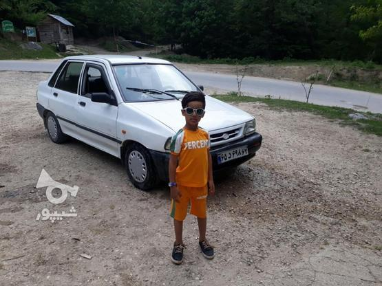 پراید زیرپایی ضبط و باند پایینر در گروه خرید و فروش وسایل نقلیه در مازندران در شیپور-عکس5