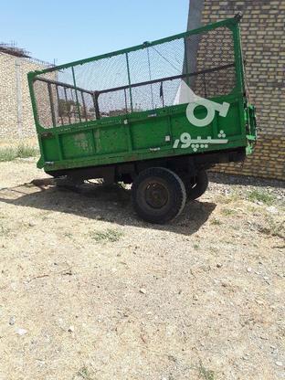 تریلی دو چرخ با تور در گروه خرید و فروش وسایل نقلیه در آذربایجان غربی در شیپور-عکس2