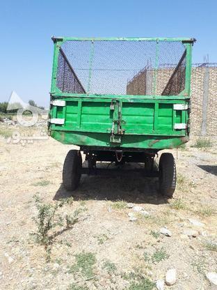 تریلی دو چرخ با تور در گروه خرید و فروش وسایل نقلیه در آذربایجان غربی در شیپور-عکس3