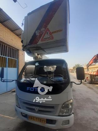 فوتون بالابر همراه باکار در گروه خرید و فروش وسایل نقلیه در خوزستان در شیپور-عکس1