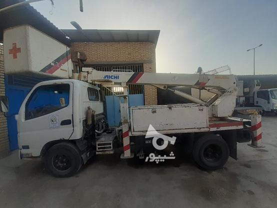 فوتون بالابر همراه باکار در گروه خرید و فروش وسایل نقلیه در خوزستان در شیپور-عکس6