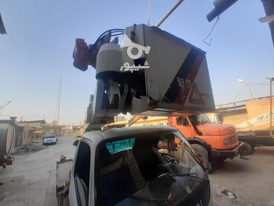 فوتون بالابر همراه باکار در گروه خرید و فروش وسایل نقلیه در خوزستان در شیپور-عکس3