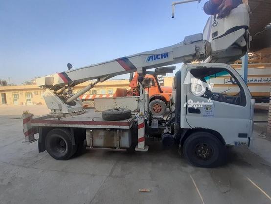 فوتون بالابر همراه باکار در گروه خرید و فروش وسایل نقلیه در خوزستان در شیپور-عکس2