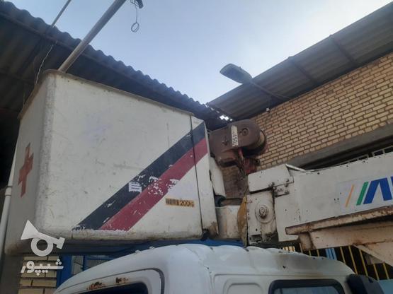 فوتون بالابر همراه باکار در گروه خرید و فروش وسایل نقلیه در خوزستان در شیپور-عکس4