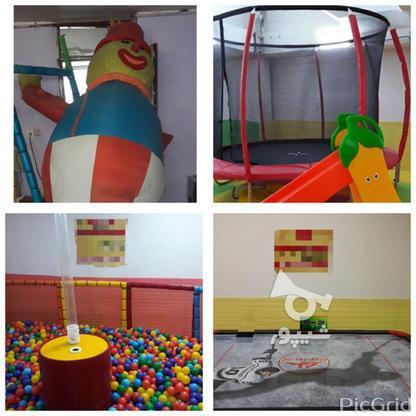 اسباب بازی، لوازم مهد کودک، مینی پارک و خانه بازی با تخفیف در گروه خرید و فروش صنعتی، اداری و تجاری در خراسان رضوی در شیپور-عکس5