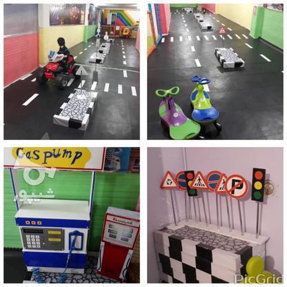 اسباب بازی، لوازم مهد کودک، مینی پارک و خانه بازی با تخفیف در گروه خرید و فروش صنعتی، اداری و تجاری در خراسان رضوی در شیپور-عکس8