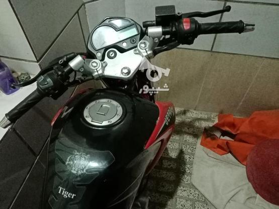 موتور سیکلت جترو بسیار تمیز مدل 95 در گروه خرید و فروش وسایل نقلیه در خراسان رضوی در شیپور-عکس3
