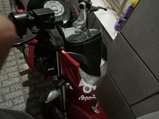 موتور سیکلت جترو بسیار تمیز مدل 95 در گروه خرید و فروش وسایل نقلیه در خراسان رضوی در شیپور-عکس4