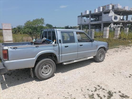 مزدا دوکابین جفت دیفرانسیل در گروه خرید و فروش وسایل نقلیه در مازندران در شیپور-عکس2