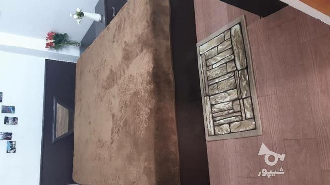تخت دونفره در گروه خرید و فروش لوازم خانگی در گیلان در شیپور-عکس1