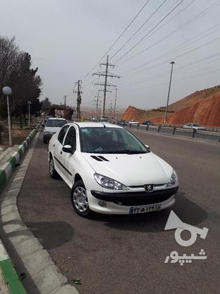 206sdکم کارکرددرحد صفر کروزکنترل در گروه خرید و فروش وسایل نقلیه در آذربایجان شرقی در شیپور-عکس3