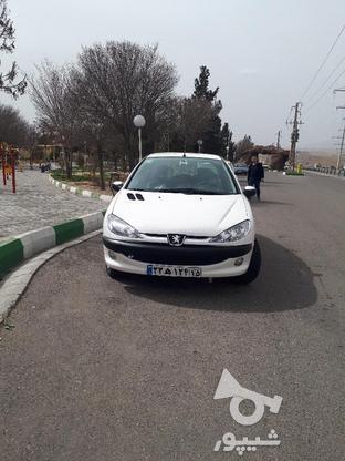 206sdکم کارکرددرحد صفر کروزکنترل در گروه خرید و فروش وسایل نقلیه در آذربایجان شرقی در شیپور-عکس2