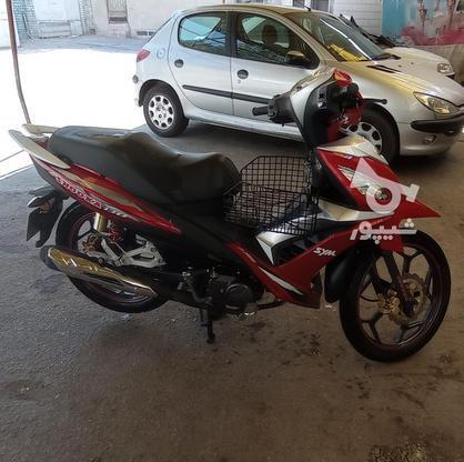 شوکا 130 طرح ویو SYM مدل 99 در گروه خرید و فروش وسایل نقلیه در اصفهان در شیپور-عکس3