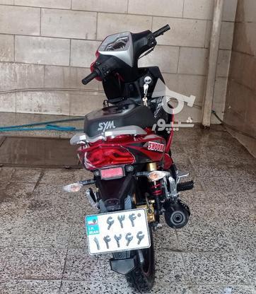 شوکا 130 طرح ویو SYM مدل 99 در گروه خرید و فروش وسایل نقلیه در اصفهان در شیپور-عکس8