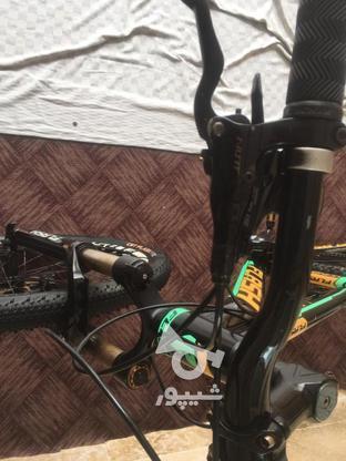 دوچرخه حرفه ای فلش سایز26 در گروه خرید و فروش ورزش فرهنگ فراغت در مازندران در شیپور-عکس3