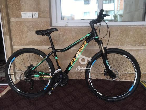 دوچرخه حرفه ای فلش سایز26 در گروه خرید و فروش ورزش فرهنگ فراغت در مازندران در شیپور-عکس1